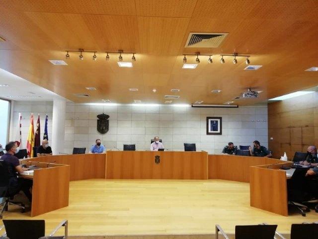 La Mesa de Seguimiento del COVID-19 acuerda establecer controles policiales aleatorios durante este tiempo de la nueva Fase 1 flexibilizada - 5, Foto 5