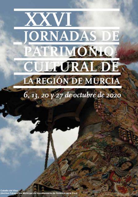 Caravaca de la Cruz adquiere especial protagonismo en las XXVI Jornadas de Patrimonio Cultural de la Región de Murcia - 1, Foto 1