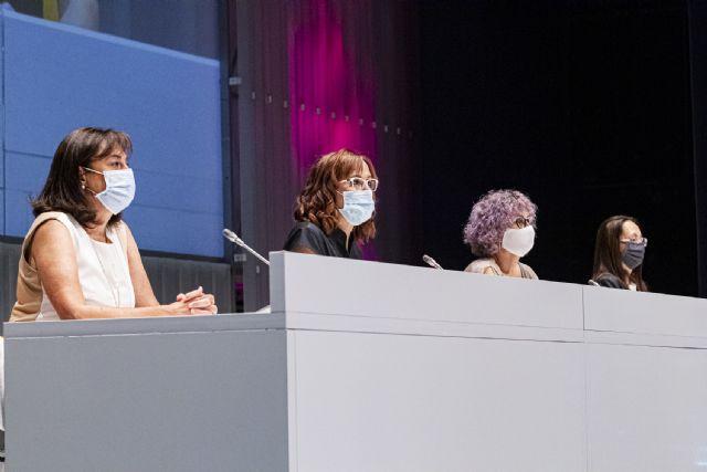 La Consejería de Mujer aborda en un congreso internacional la Trata de Seres Humanos con fines de Explotación Sexual en la Región - 1, Foto 1