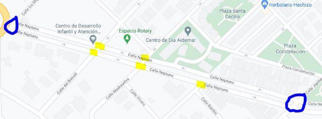 El PSOE y los mercaderes proponen al Ayuntamiento de San Javier dos posibles ubicaciones para el mercado semanal - 2, Foto 2