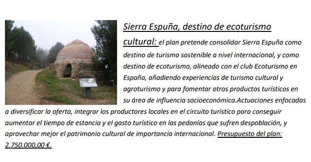El Plan de Sostenibilidad Turística Territorio Sierra Espuña, seleccionado por el Ministerio de Industria, Comercio y Turismo - 3, Foto 3