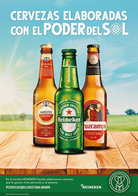 El sol es el nuevo ingrediente secreto de la cerveza Amstel - 2, Foto 2