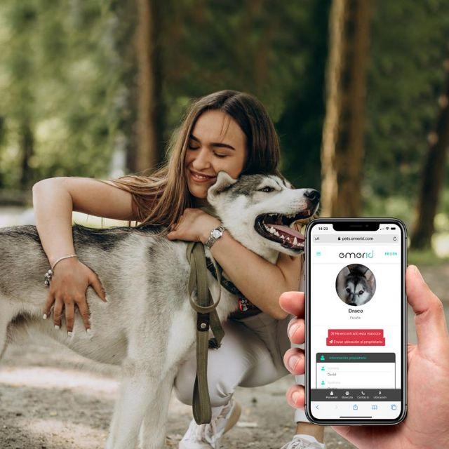 Emerid Pets, el dispositivo que ayuda a tu mascota perdida a volver a casa - 1, Foto 1