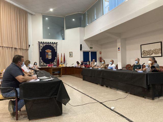 El PSOE consigue la aprobación en el pleno para que el ayuntamiento asuma el gasto de la renovación de los filtros HEPA en los centros educativos de Puerto Lumbreras - 2, Foto 2