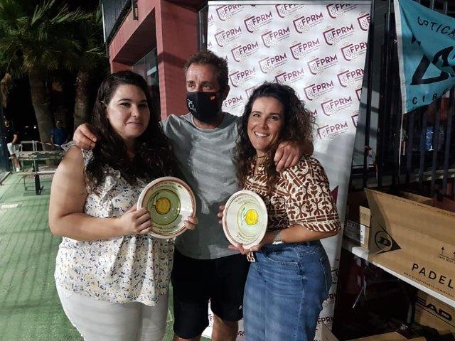 [Gran éxito el pasado fin de semana en VI Open Club Tenis Totana