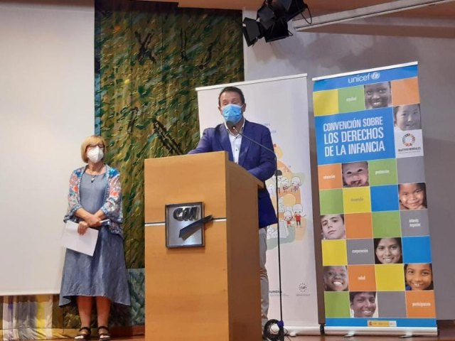 Mula suscribe el convenio de colaboración con UNICEF en el marco del Reconocimiento Ciudad Amiga de la Infancia - 1, Foto 1