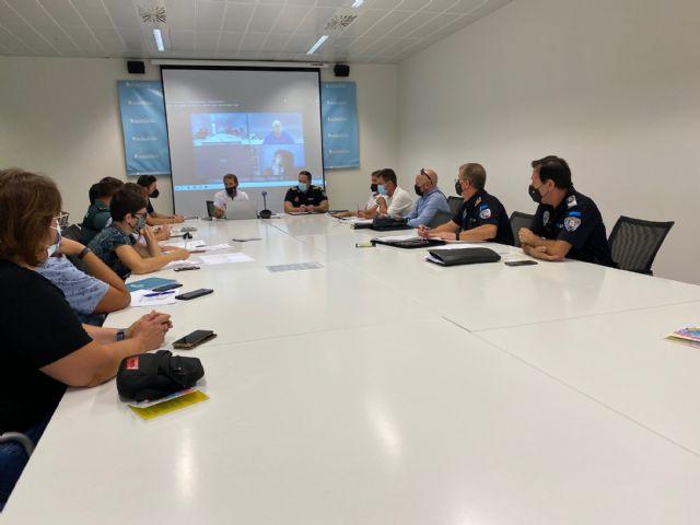 Junta Técnica Seguridad Ayuntamiento de Torre Pacheco - 2, Foto 2
