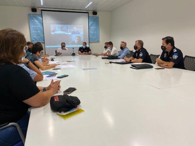 Junta Técnica Seguridad Ayuntamiento de Torre Pacheco - 3, Foto 3