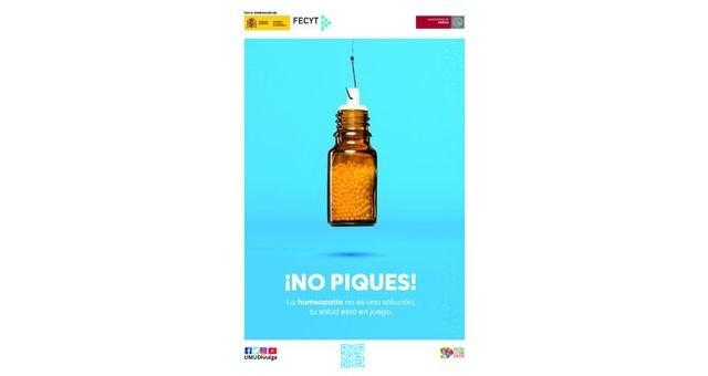 Ciencia en Corto cierra el proyecto con una atrevida campaña en la calle para concienciar sobre el peligro de las pseudociencias y combatir bulos - 1, Foto 1
