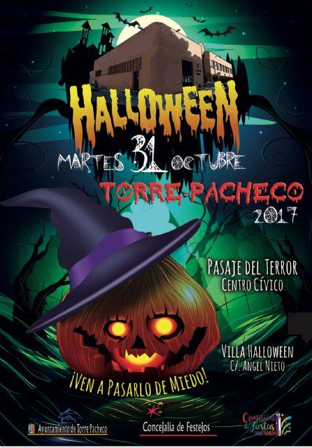 Disfruta de la noche más terroríficamente divertida del año en Torre-Pacheco. Villa Halloween te espera - 4, Foto 4