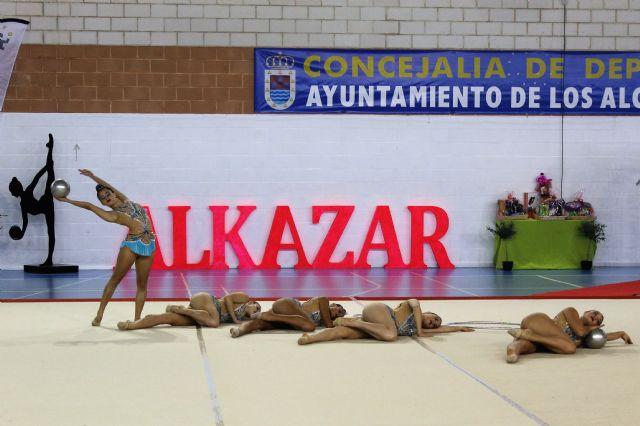 Las juveniles del Club Rítmica Alkazar, las mejores del Torneo - 1, Foto 1