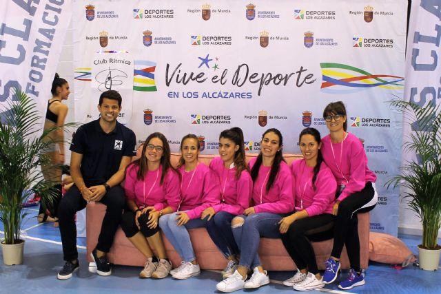 Las juveniles del Club Rítmica Alkazar, las mejores del Torneo - 2, Foto 2