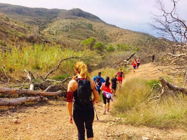Kilómetros de Solidaridad en la I Ruta de Senderismo organizada por la Concejalía de Deportes de Torre Pacheco - 3, Foto 3