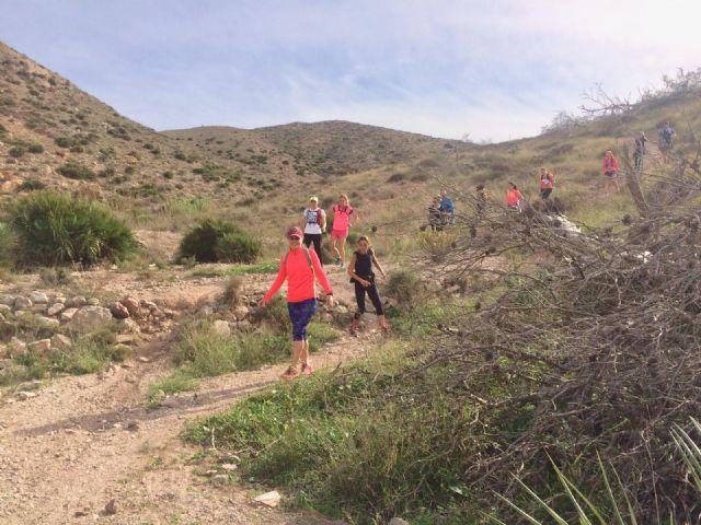 Kilómetros de Solidaridad en la I Ruta de Senderismo organizada por la Concejalía de Deportes de Torre Pacheco - 4, Foto 4