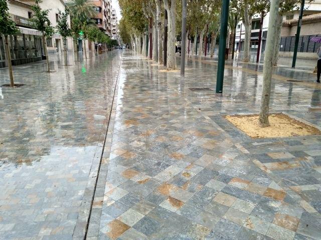 El PSOE aplaude la peatonalización de Alfonso X pero critica la escasa delimitación del carril bici y la falta de previsión para evitar el caos de tráfico - 1, Foto 1