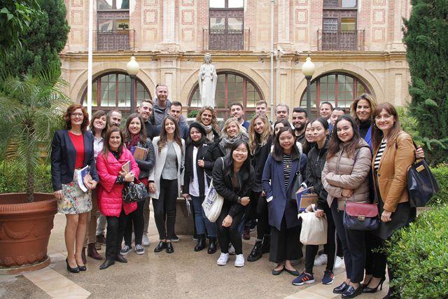 Estudiantes de más de quince nacionalidades se forman en los másteres de turismo en inglés de la UCAM - 1, Foto 1