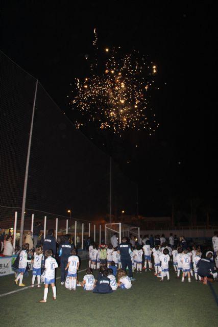 La Escuela de Fútbol Base Pinatar presenta a sus 22 equipo que competirán esta temporada - 1, Foto 1