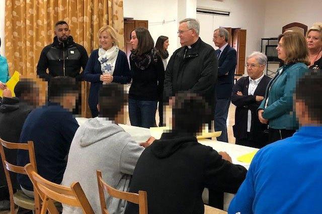Cáritas gestiona la acogida de los menores llegados en pateras a la Región, Foto 1