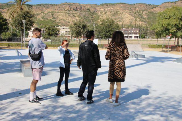 El nuevo skate park de Alhama abrirá en unas semanas, Foto 3