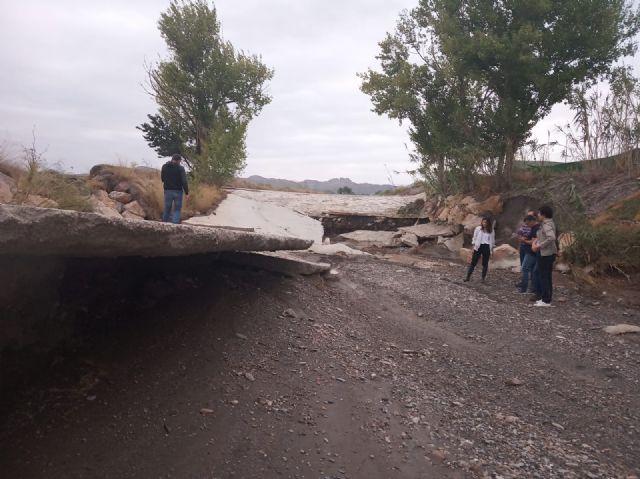 La Comunidad Autónoma aprueba la reparación del camino público El Cementerio tras los daños de la DANA - 1, Foto 1