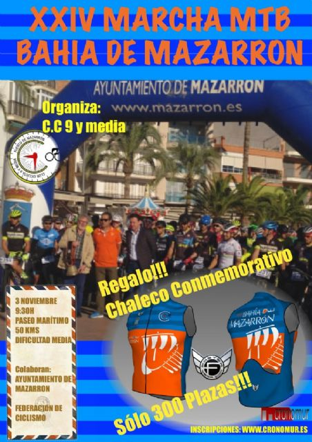 La XXIV Marcha Mountain Bike