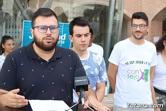 The Youth Platform asks municipal political groups to support all those initiatives that benefit youth