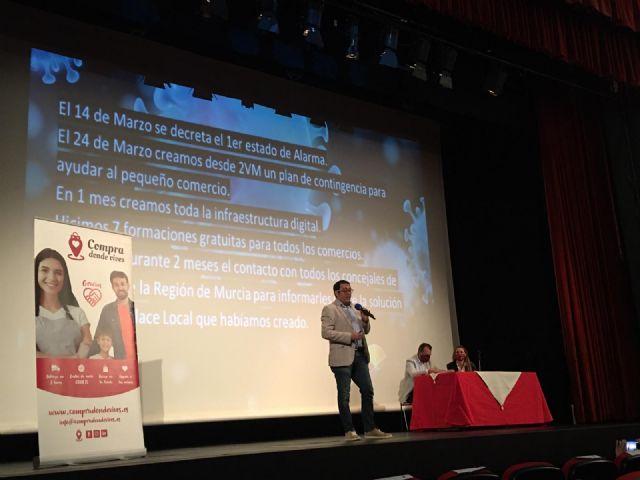 Ceutí contará con un marketplace que ayudará a la transformación digital de sus comercios - 1, Foto 1