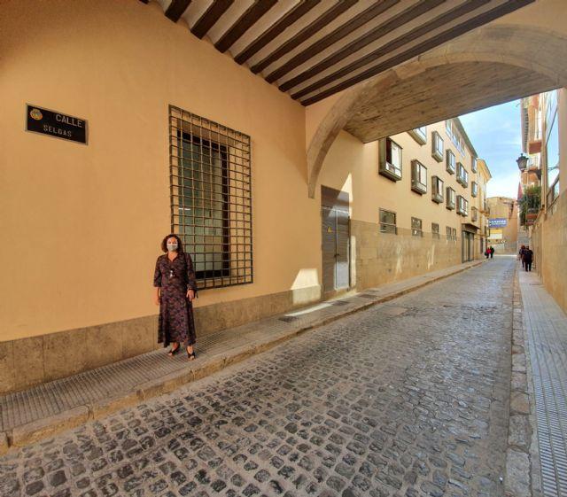 Isabel Casalduero: el Partido Popular ha estado 12 años hipotecando la seguridad de todos los lorquinos y lorquinas que, a diario, transitan la calle Selgas - 1, Foto 1
