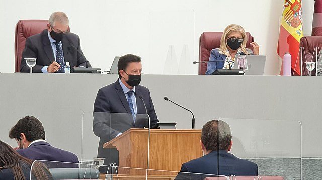 Ciudadanos propone un foro para llegar al consenso político y mejorar la respuesta ante la crisis de la COVID-19 en la Región - 1, Foto 1