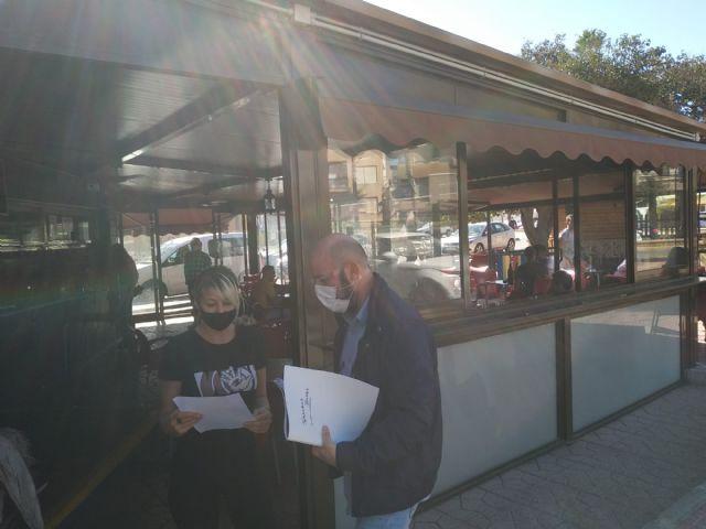 El Ayuntamiento posibilita la ampliación de terrazas y cerramientos para apoyar a la hostelería del municipio ante los efectos de la pandemia - 1, Foto 1