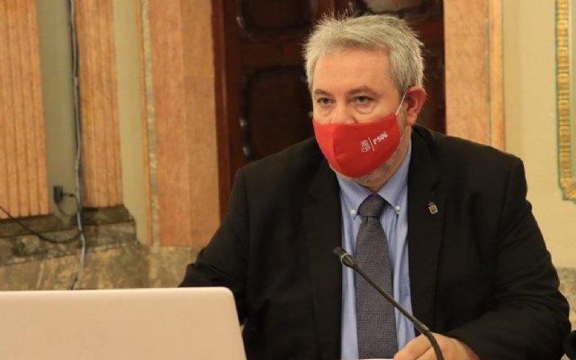 El PSOE pide al equipo de gobierno que rectifique y no abra centros comerciales el lunes ante la alta incidencia del Covid - 1, Foto 1
