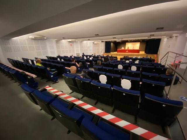 Representantes de todos los clubes deportivos de Águilas quedan informados de las nuevas medidas a tomar frente a la pandemia - 2, Foto 2