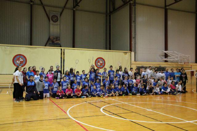 El Club Badminton Cartagena dejo su sello en la I Prueba Inter-Escuelas de la temporada - 1, Foto 1