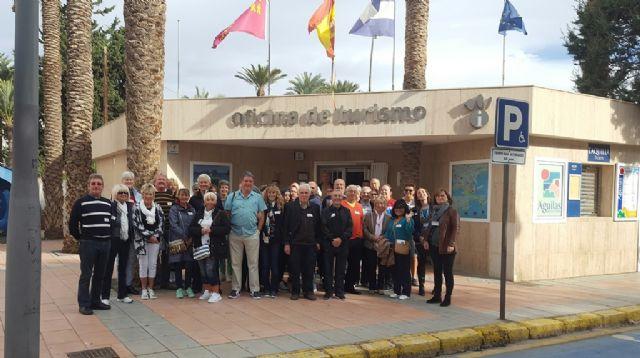 La Oficina de Turismo de Águilas, tercera de la Región en cuanto a número de visitas - 1, Foto 1