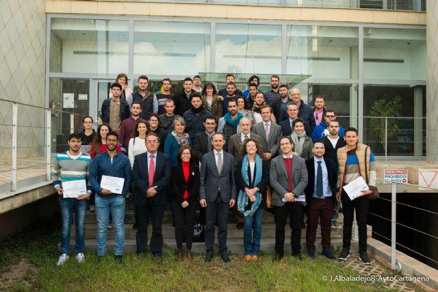 El CEEIC reconoce el apoyo del Espacio Joven y la ADLE en su programa Lean Emprende - 1, Foto 1