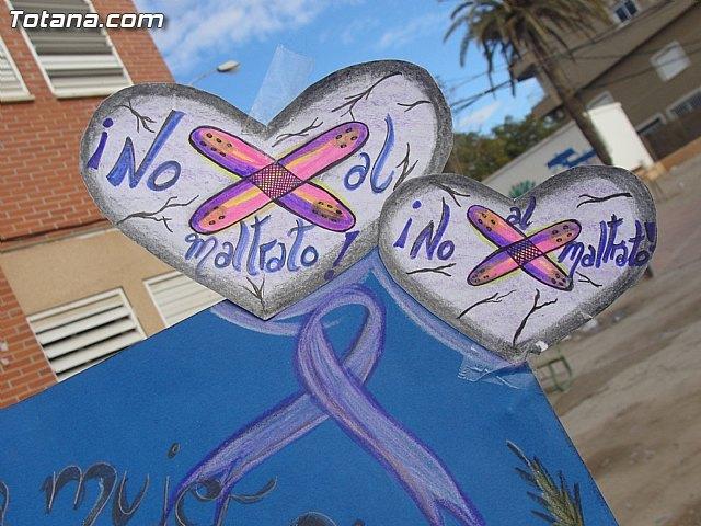 """Día Internacional para la Eliminación de la Violencia a las Mujeres - IES """"Prado Mayor"""" - 2, Foto 2"""