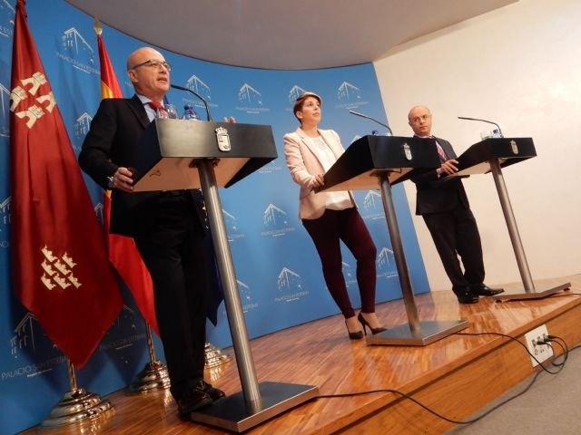 Acuerdo con el Ayuntamiento de Fortuna para reforzar la atención educativa - 1, Foto 1