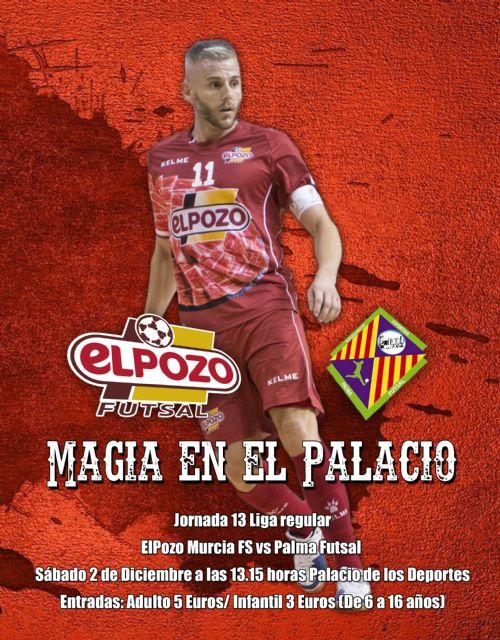 Jornada 13: ElPozo Murcia vs Palma Futsal - 3, Foto 3