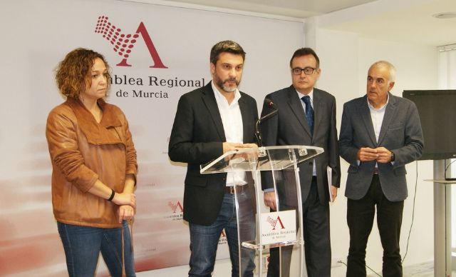 López Pagán:  El pacto de las migajas entre PP y Ciudadanos es perjudicial para la Región de Murcia - 1, Foto 1