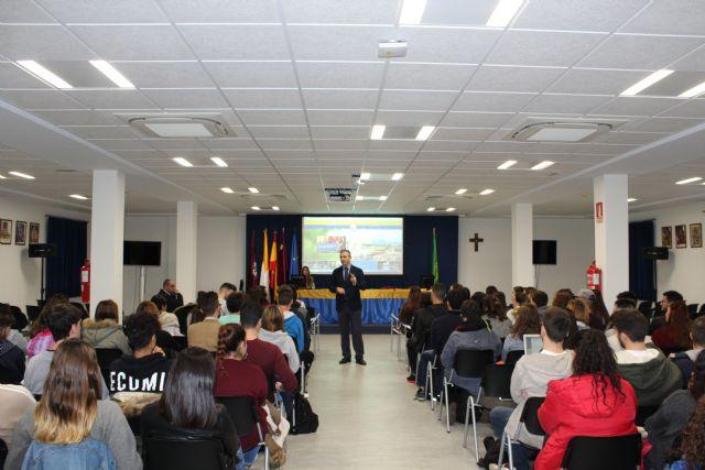La UCAM facilita a los universitarios de su Campus en Cartagena becas de movilidad internacional - 1, Foto 1