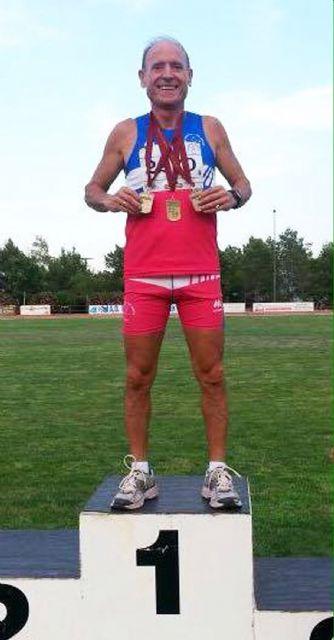 Ángel Salinas, elegido 'Mejor Atleta Veterano del Año' por la FAMU - 1, Foto 1