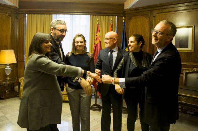 Víctor Martínez : El presupuesto de 2018 ´le da alas´ a la Región para seguir liderando la creación de empleo y el crecimiento económico - 1, Foto 1