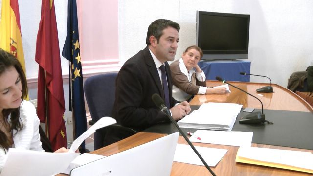 El Alcalde de Alcantarilla presenta los presupuestos de 2018 - 1, Foto 1