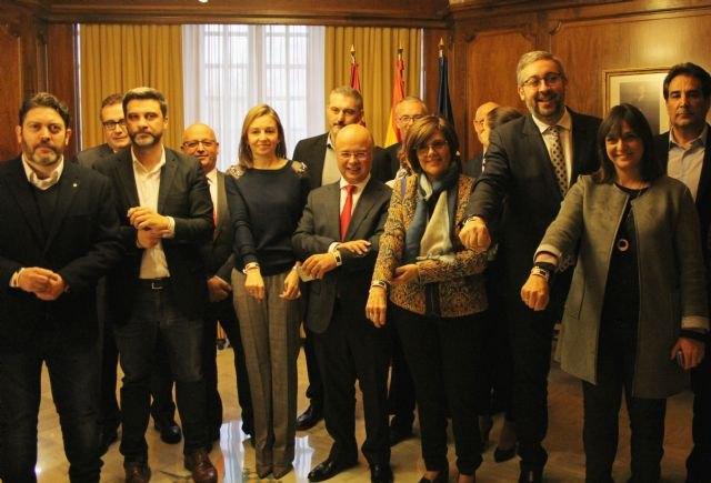 El Gobierno regional subraya que los presupuestos dan impulso a las políticas sociales en Cartagena - 1, Foto 1