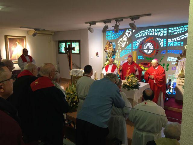 """La Casa Sacerdotal homenajea a los sacerdotes del """"Hogar de Nazaret"""" - 1, Foto 1"""