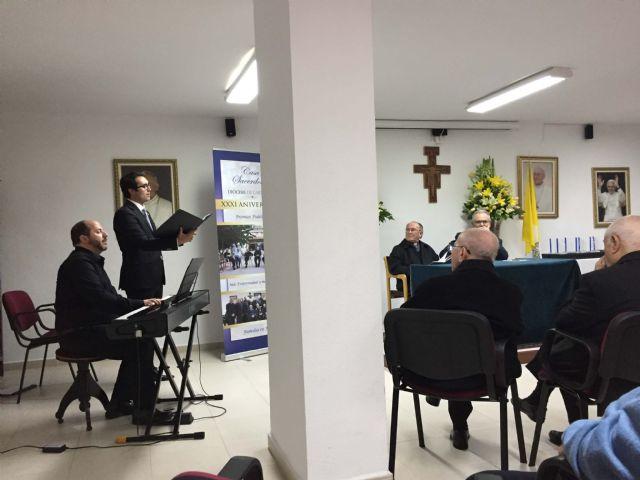 """La Casa Sacerdotal homenajea a los sacerdotes del """"Hogar de Nazaret"""" - 2, Foto 2"""