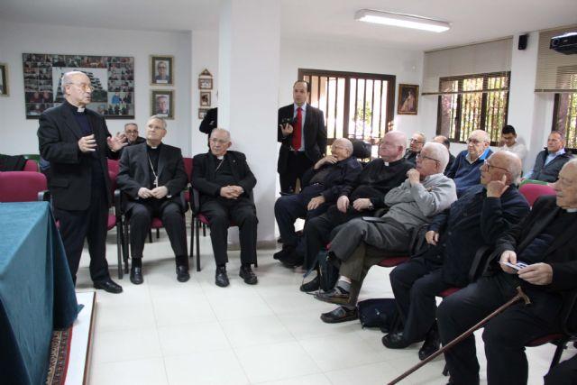 """La Casa Sacerdotal homenajea a los sacerdotes del """"Hogar de Nazaret"""" - 3, Foto 3"""