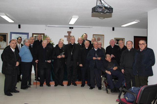 """La Casa Sacerdotal homenajea a los sacerdotes del """"Hogar de Nazaret"""" - 4, Foto 4"""