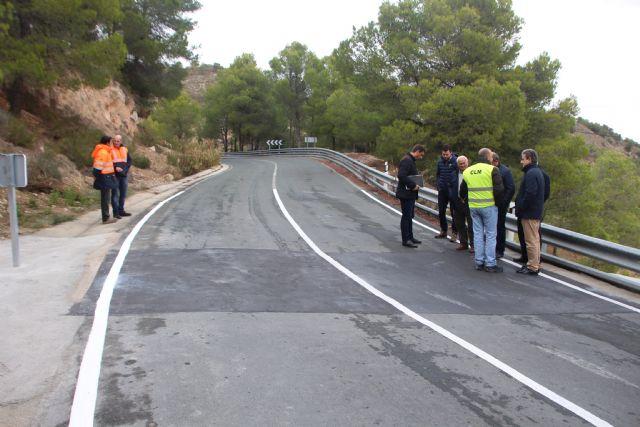El Director General de Carreteras señala el inicio de las obras de la RM-515 para el próximo verano, Foto 1