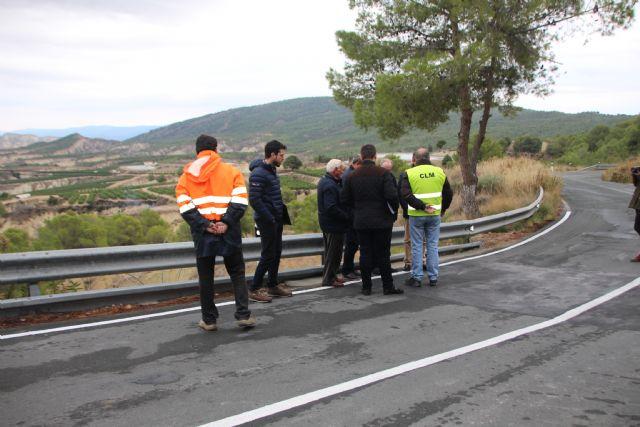 El Director General de Carreteras señala el inicio de las obras de la RM-515 para el próximo verano, Foto 4